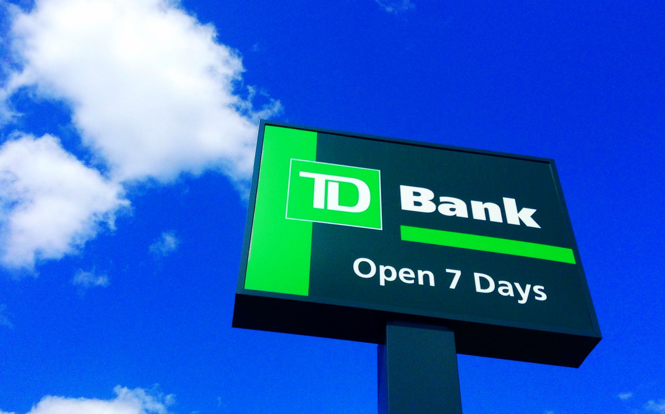 td bank For maximum security this application requires cookies to be enabled in order to function please enable cookies in your browser for this site or.